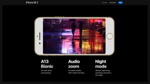 iPhone SE 2 - funkcjonalność