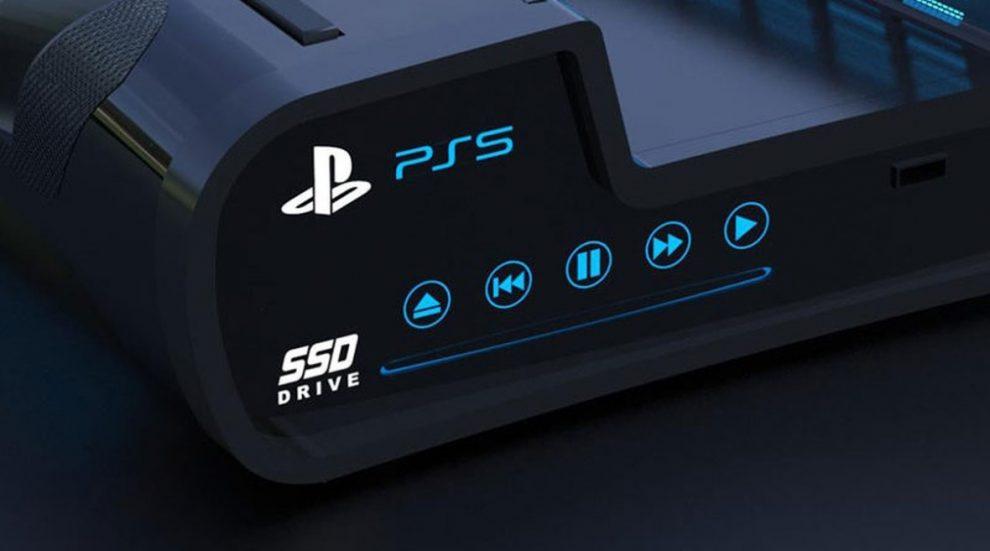 Playstation 5 - Prototyp